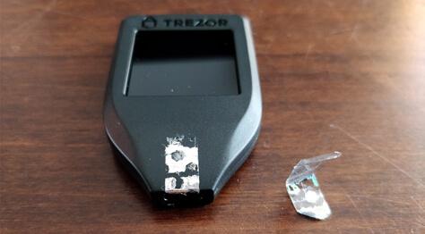Trezor T 11