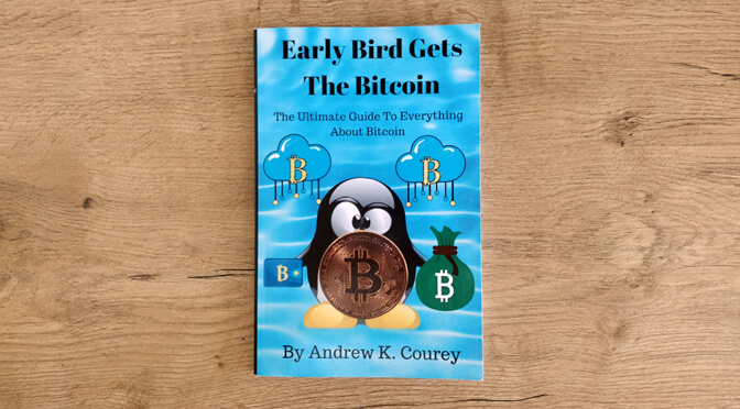 Early Bird gets the bitcoin titel