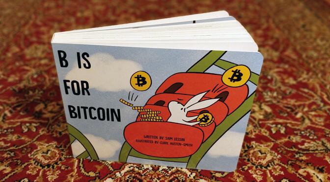 Das Bitcoin-Kinderbuch für Erwachsene