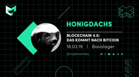 Honigdachs cryptomonday
