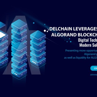 Delchain Leverages The Algorand Blockchain System