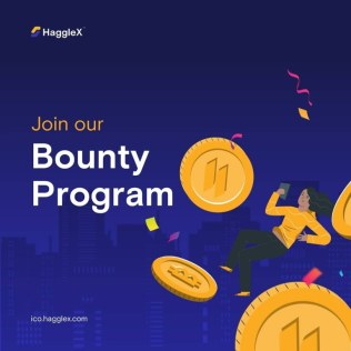 HaggleX Bounty Programme is LIVE: $50,000 HAG Reward Pool