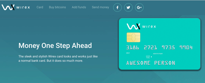 Paypal to wirex