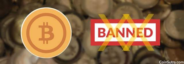 Bitcoin can't be banned