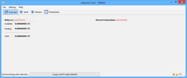 Litecoin Core