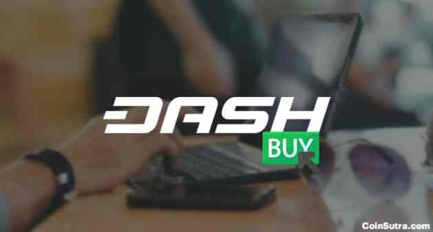 Buy Dash cryptocurrency