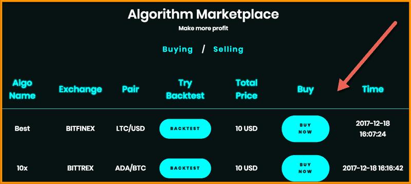 Autonio-MarketPlace