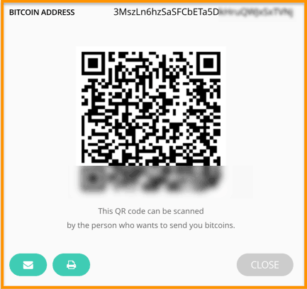 Bitcoin-Receive-Address