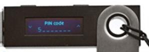 كيفية إرسال بيتكوين من Ledger Nano S