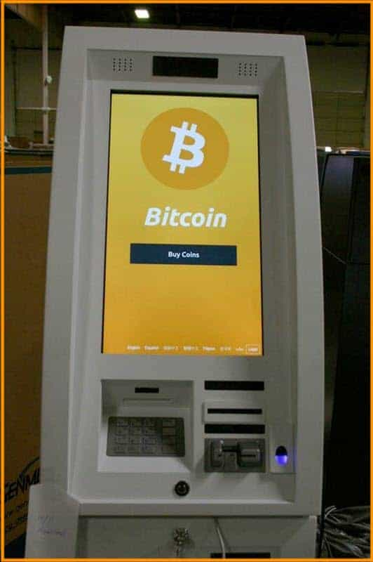 How to withdraw from a bitcoin atm