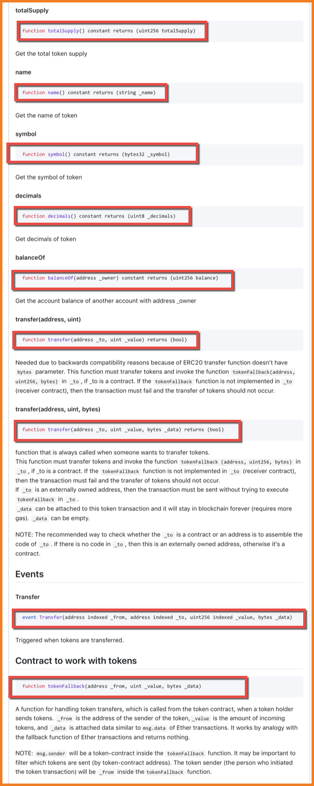 ERC-223-Functions
