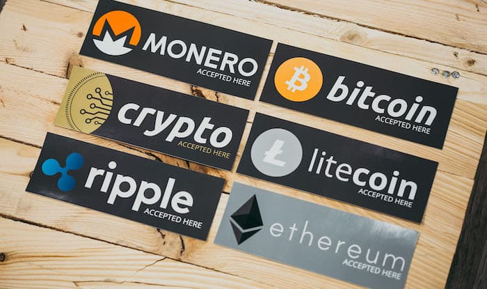 Accepter les crypto-monnaies