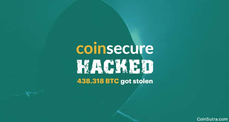 CoinSecure Bitcoin hacking