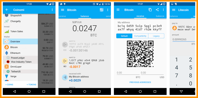 How To Transfer Bitcoins From A Paper Wallet To Ledger Wallet
