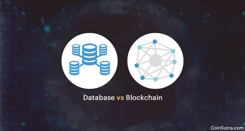 Difference Between A Database & Blockchain