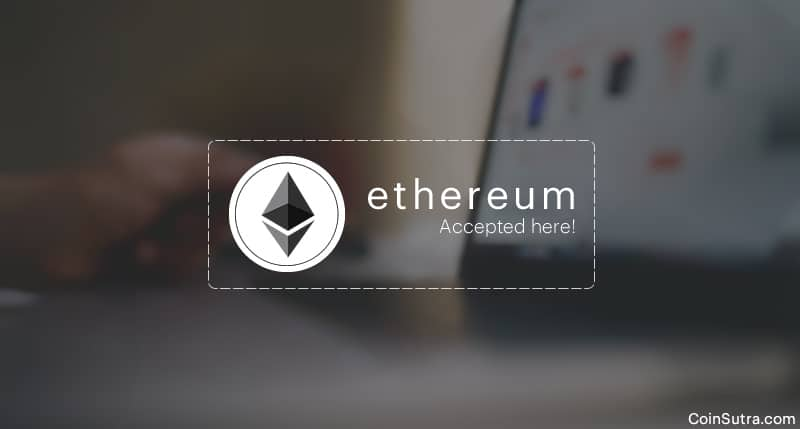 Merchants Who Accept Ethereum