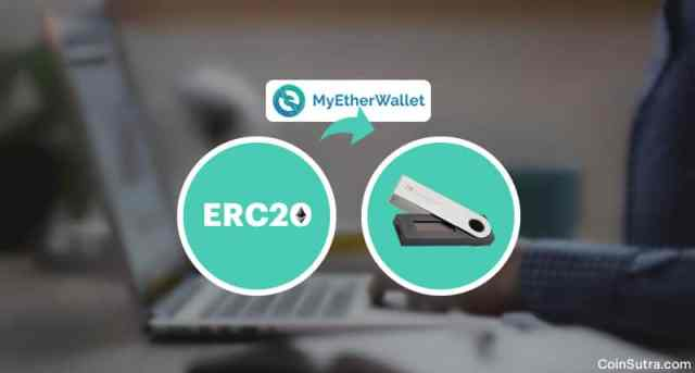 Transfer ERC20 Tokens To A Ledger Nano S
