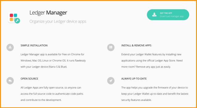 Installing Apps On Ledger Nano S