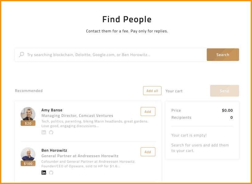 Earn.com Find People