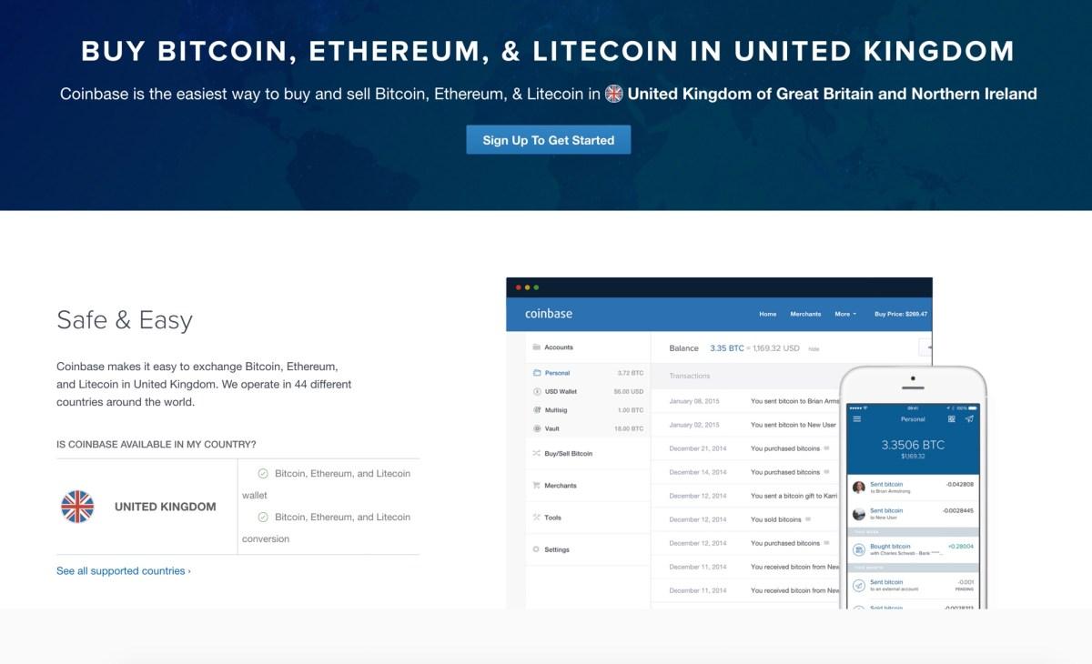best bitcoin prekybos platforma uk