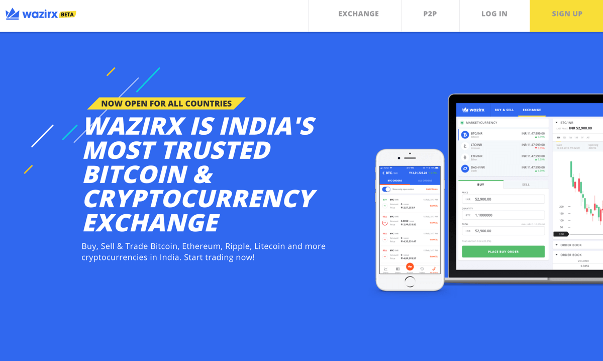 WazirX Review – The Crypto Torchbearer of India (2021)