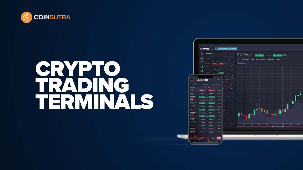 Best Crypto Trading Terminals