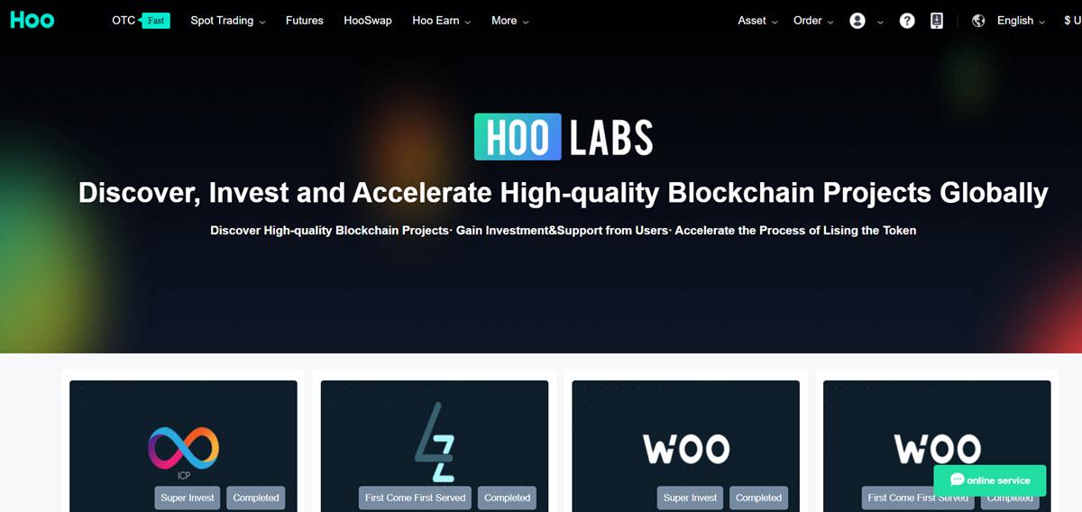 Hoo Exchange - Hoo Labs