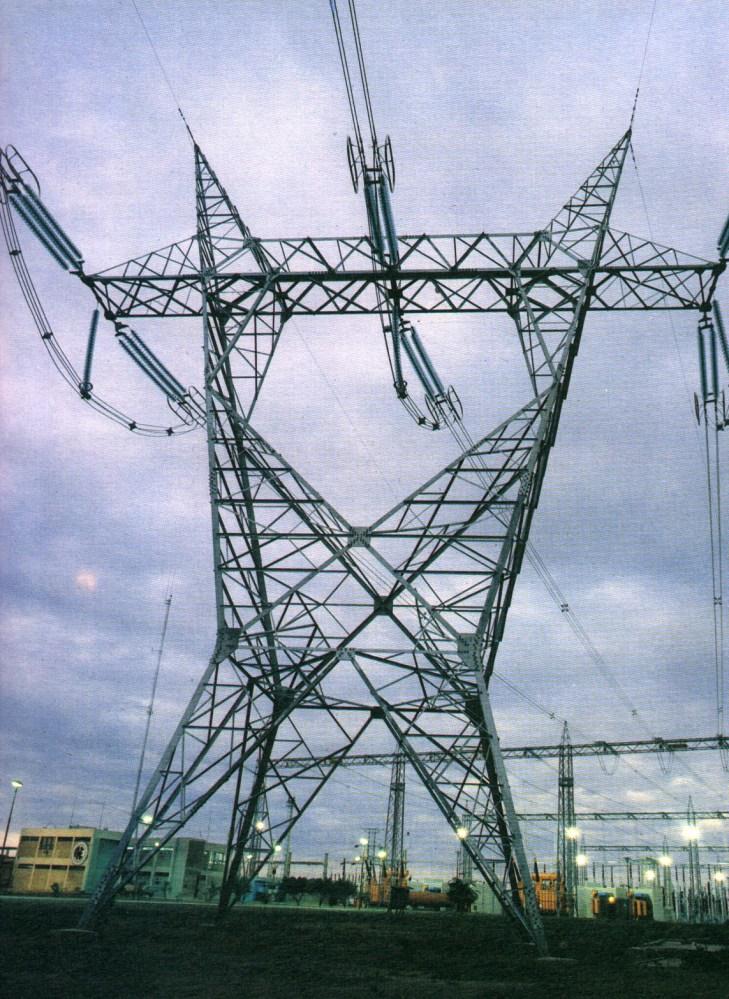 Líneas de Transmisión y Estaciones Transformadoras en 500 kV - Sistema Interconectado Nacional