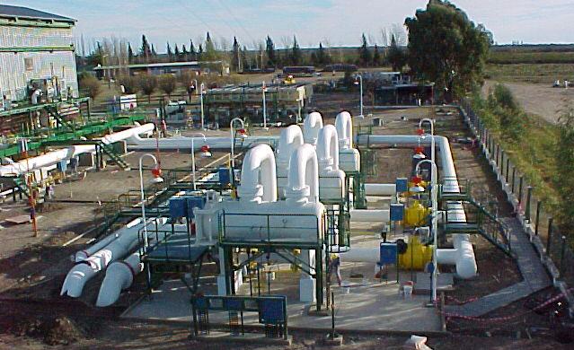 TGS - Gasoducto Gral. San Martín – Ampliación Planta Compresora Gral. Conesa (1/3)