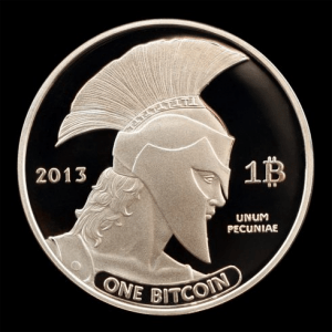 Titan One silver coin