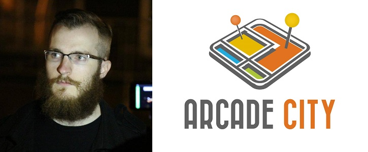 Christopher David, CEO of ride-sharing startup Arcade City