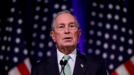 Michael Bloomberg, candidato nos EUA, quer regular a criptoeconomia |  Cointimes