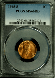 1945 Wheat Penny Buyers Guide