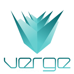 verge logo privacy coin