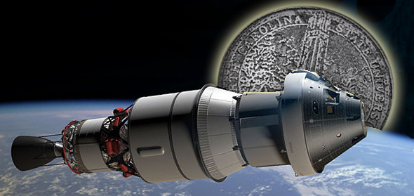 Coin 3D-Printed at NC State Successfully Launched Aboard ...