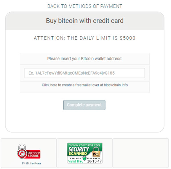 method-of-payment