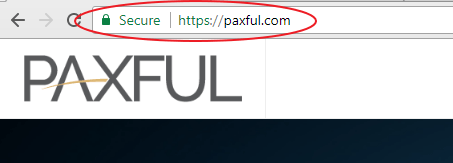paxful website