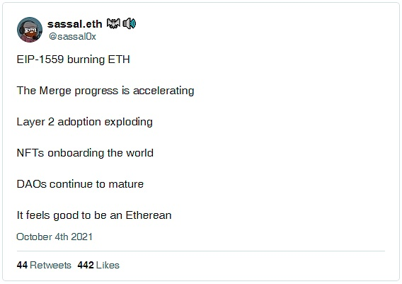 L1+L2 shaping the golden age of Ethereum