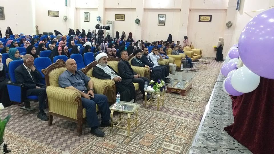 Faculty of Islamic Sciences holds a seminar for its students in cooperation with the Holy Imam Abbas Shrine Management