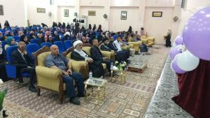 كلية العلوم الاسلامية تقيم ندوة لطلبتها بالتعاون  مع العتبة العباسية المقدسة