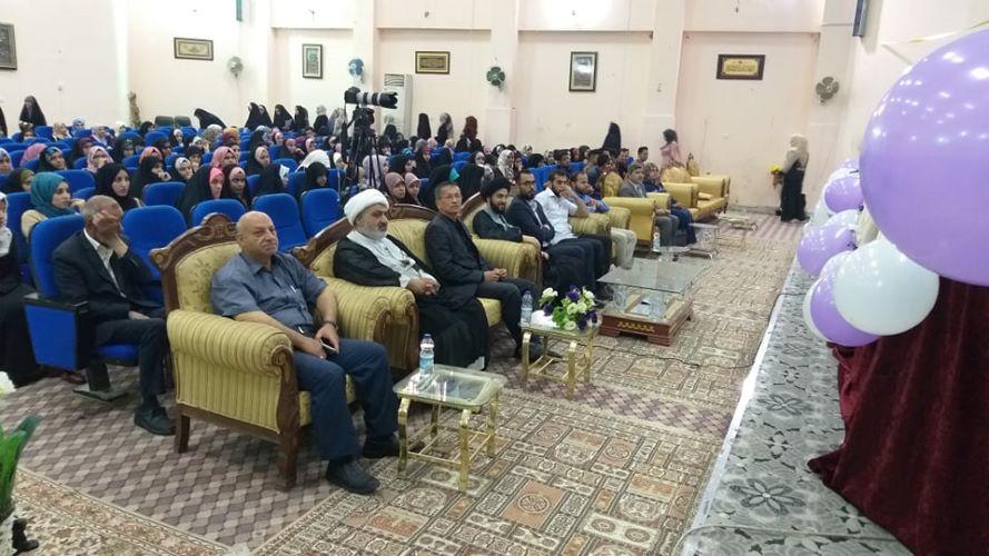 كلية العلوم الاسلامية تقيم ندوة لطلبتها بالتعاون مع العتبة العباسية النقدسة صورة مميزة
