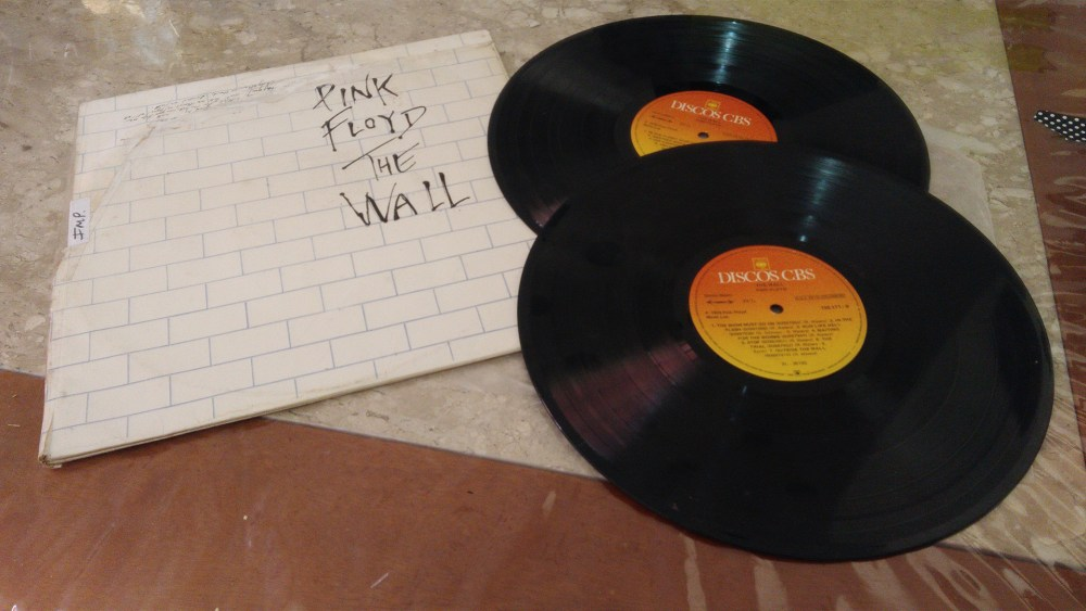 Vinil - Pink Floyd - The Wall