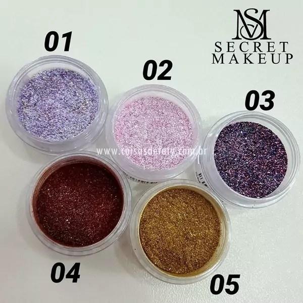 Glitter SM33 – Secret Makeup