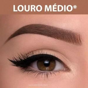 Henna Para Sobrancelhas Louro Médio 2,5g - Hintz Cosmetics