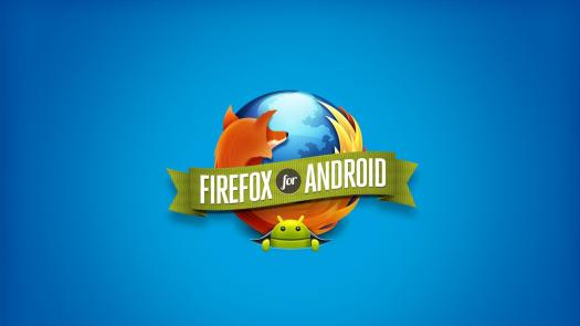 firefox android wallpaper