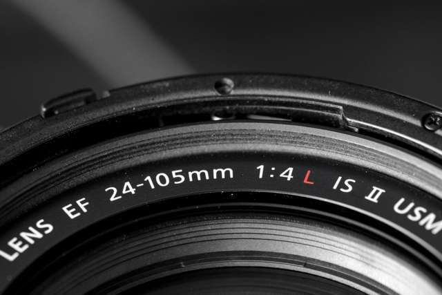 Lente Canon EF 24-105mm f/4 L IS II USM