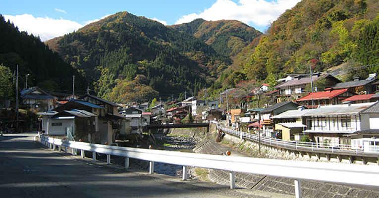 Nanmoku Japão