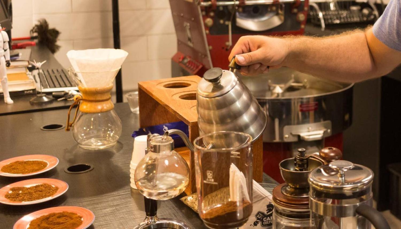 Onde beber em Florianópolis: Café Cultura Lab