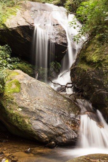 Onde ficar em São Bento do Sapucaí - Cachoeira da Pousada Refúgio Mantiqueira