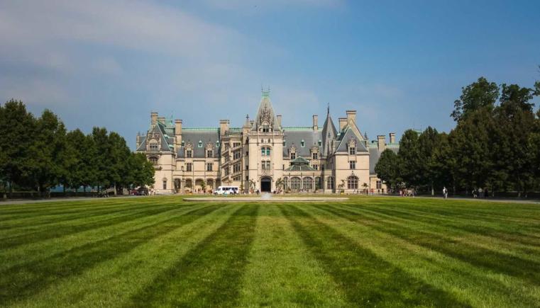 Roteiro de viagem pelos Estados Unidos: Biltmore Estate, a maior mansão privada dos EUA, fica em Asheville, na Carolina do Norte
